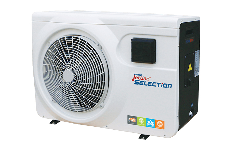Jetlineselection 18kw Modele 180 pompe a chaleur piscine poolex