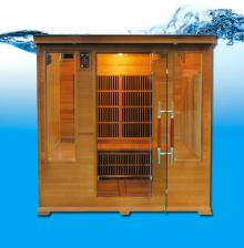 Sauna 4/5 Places