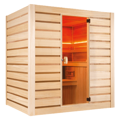Saunas 6 Places