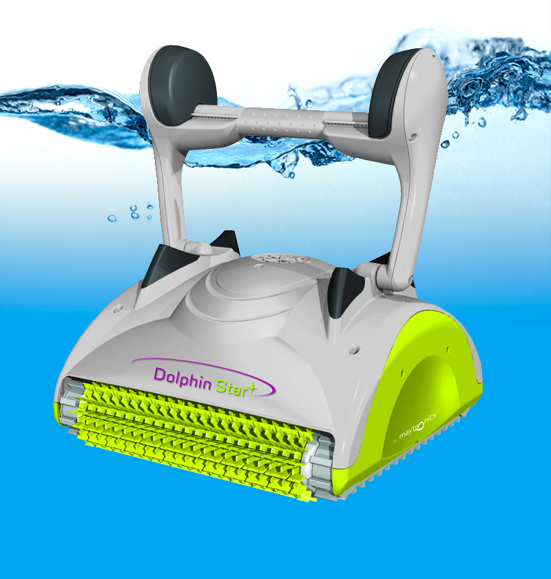 Robot piscine STAR Brosses Mousses