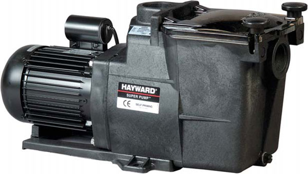 Hayward Super Pump 1,5 CV Mono 16 m3/h