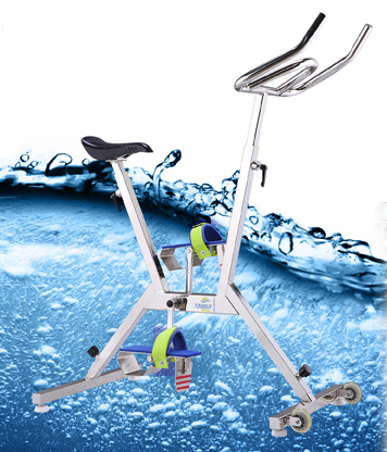 Velo piscine Family Bike avec selle[...]