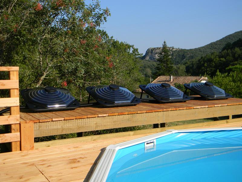 4 domes solaires pour piscine jusqu 39 55 m3 for Boutique de la piscine