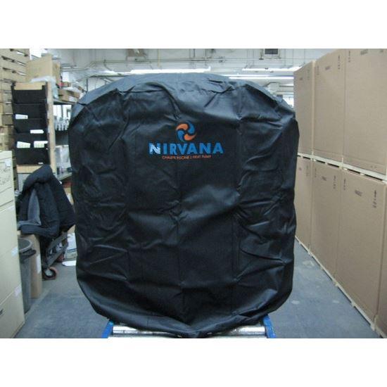Nirvana 10 kw pour 70 m3 pompe chaleur piscine - Bache d hivernage ...