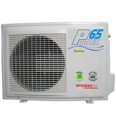 Poolex 65 chauffage pour piscine for Systeme de chauffage pour piscine