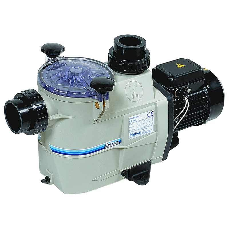 Pompe filtration piscine delfino ks 2 cv tri 25 m3 h for Boutique de la piscine