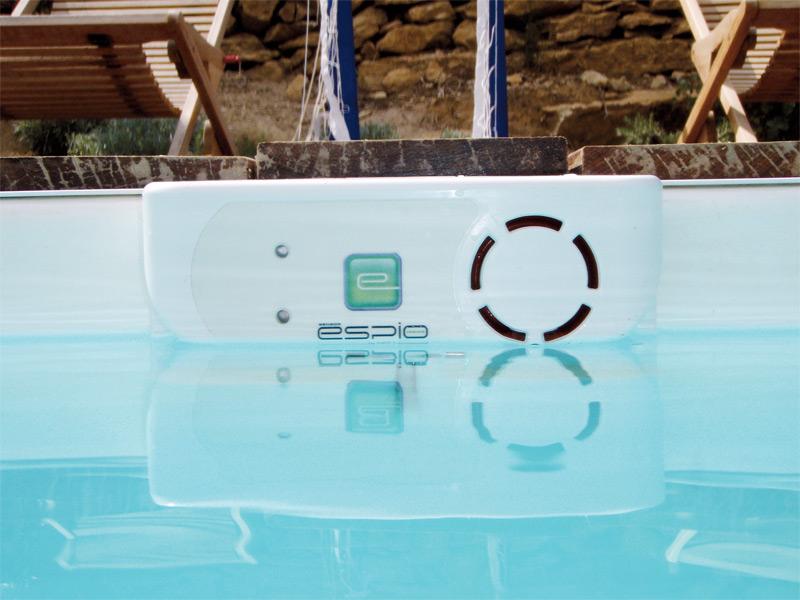 Alarme sensor espio for Alarme piscine sensor