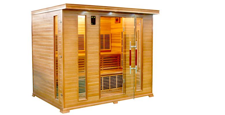 Sauna infrarouge luxe 5 - Sauna infrarouge utilisation ...