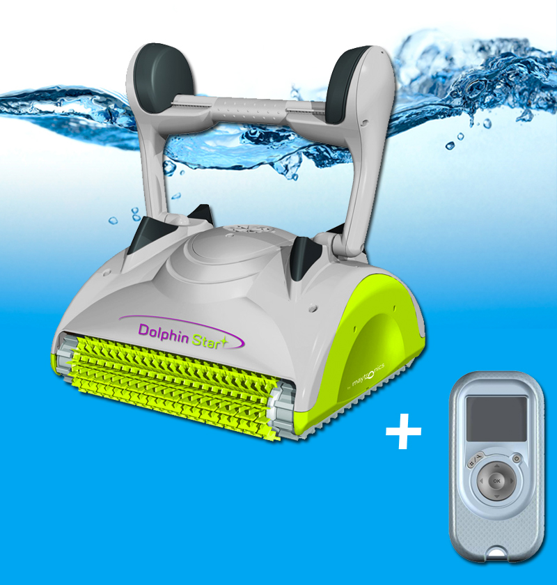 Robot piscine star plus for Boutique de la piscine